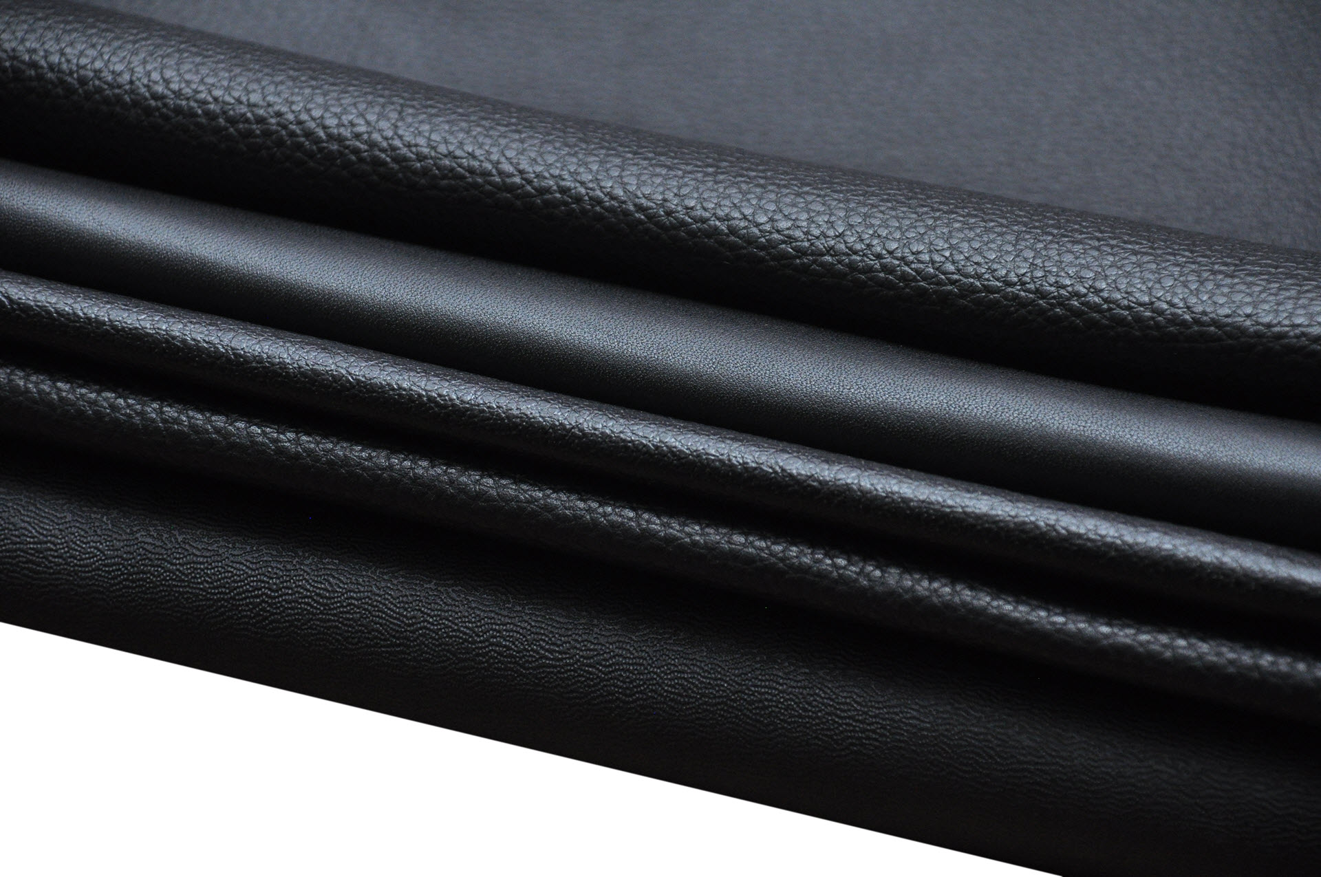 Cow Print Finish Leather